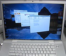 Vista on a Mac