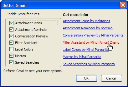 Better Gmail