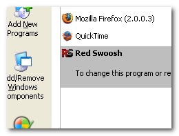 RedSwoosh Firefox