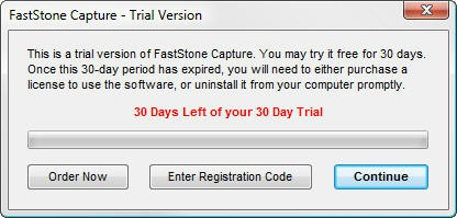 Faststone Trial