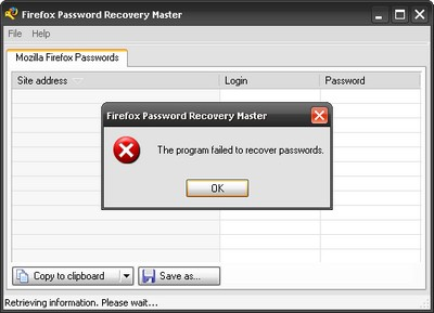 Firefox Recover