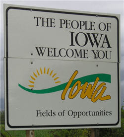 Google in iowa