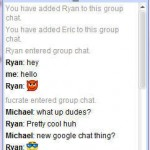 Google Talk Gadget gets Group Chat Feature