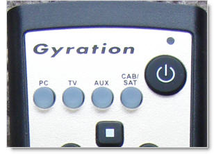 Gyration Remote