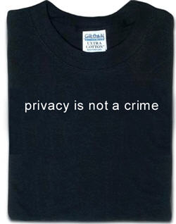 Privacy Shirt