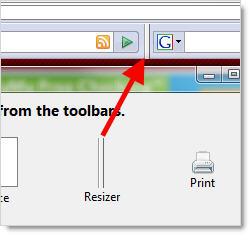 Firefox 3 Toolbar Resizer