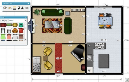 how to make a new project in floorplanner
