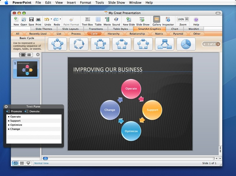 Microsoft reveals details of Office 2008 for Mac.
