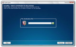 PixelCryptor: Encrypt Files with an Image