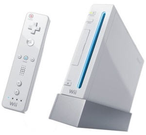 Nintendo Wii Console/System Box