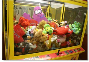 Claw Machine / Crane