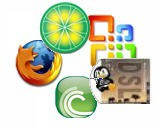 Firefox Limewire Office DSL BitTorrent