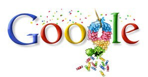 happy birthday google