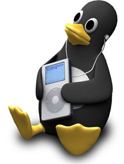 linux and ipod