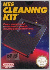 NES Cartridge Cleaner