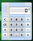 calculator gadget