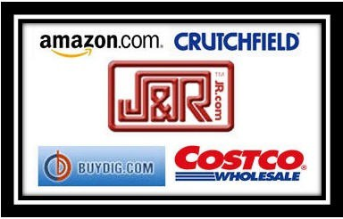 consumer reports electronics stores