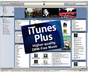 itunes plus music