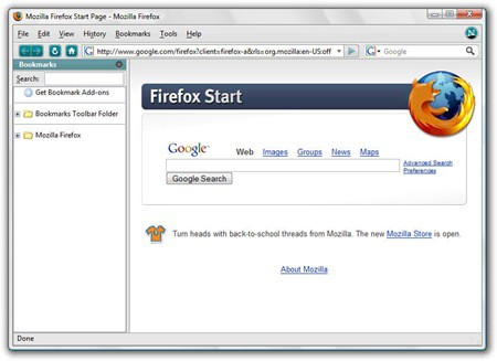 Netscape 9 Theme for Firefox
