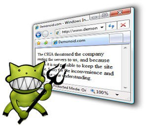 Demonoid Shutdown