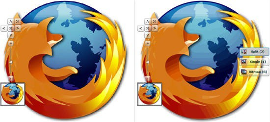 Firefox Vector Larger