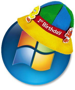 Happy Birthday Vista