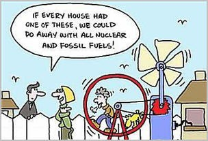 Renewable Energy Comic