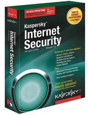 Kaspersky Internet Security Box
