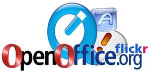OpenOffice Flickr Quicktime Avant Logos Icons
