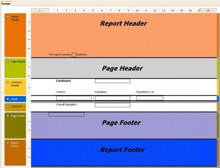 OpenOffice Report Creator