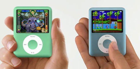 peggle for ipod