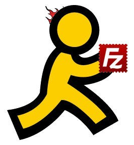 AIM Filezilla FeedDemon Logos Icons
