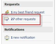 friend requests