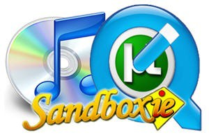 iTunes Quicktime Utorrent Sandboxie Logos Icons