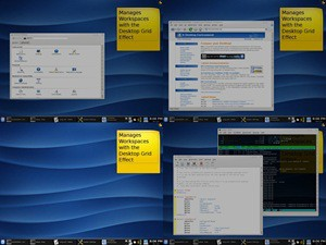 KDE4 Virtual Desktops