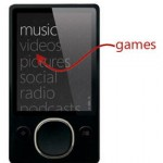 Multiplayer Games Coming to Microsoft Zune