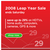 leap year circuit city