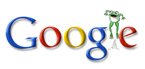 leap year google logo