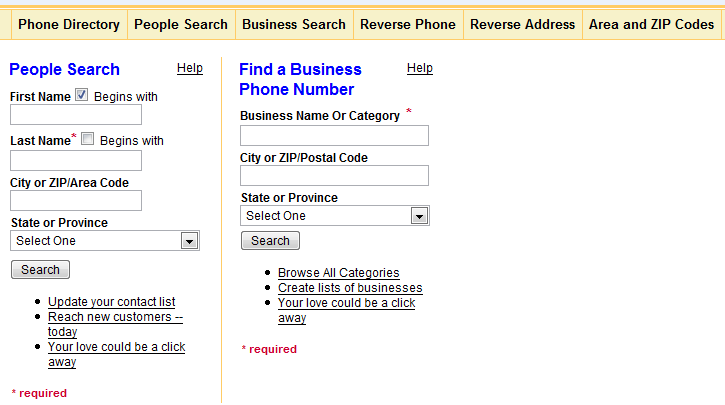CyberNotes: Free People Search, Reverse Phone, and Address Look-up