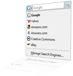 browser search engines