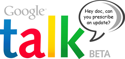 google talk update