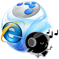 internet explorer songbird block silverlight
