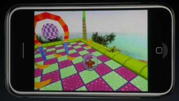 iphone supermonkey ball