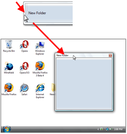 windows desktop toolbar 3