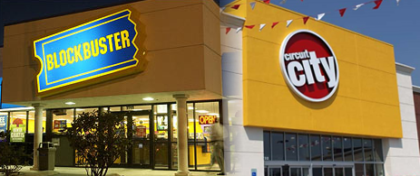 blockbuster circuit city