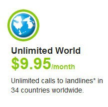 skype unlimited world
