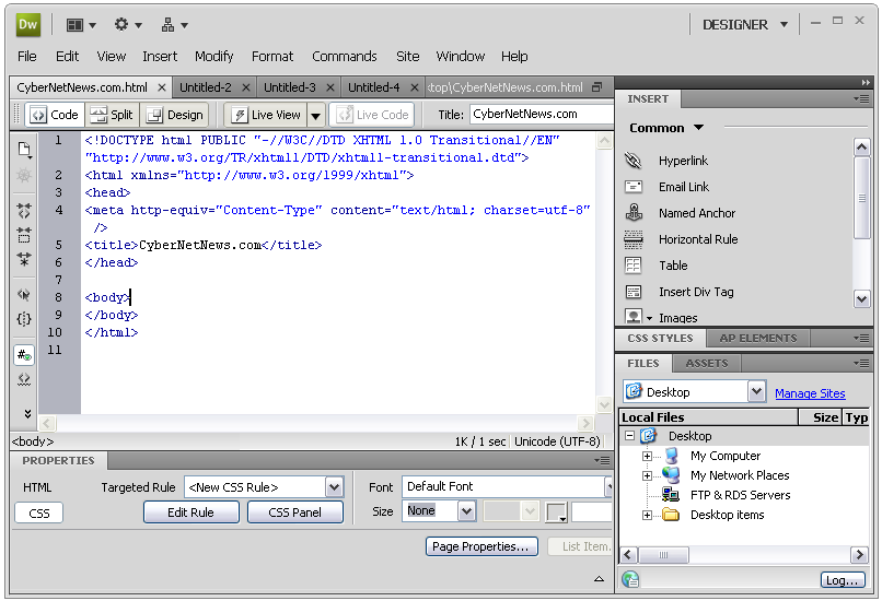 Adobe dreamweaver cs4 crack fully english working