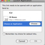 Helpful Tip: Preview iCal Calendars in Firefox 3