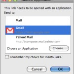 Use Yahoo! Mail or Gmail for MailTo Links in Firefox 3
