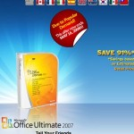 Office Ultimate 2007 Promotion for $59 Ends Soon!